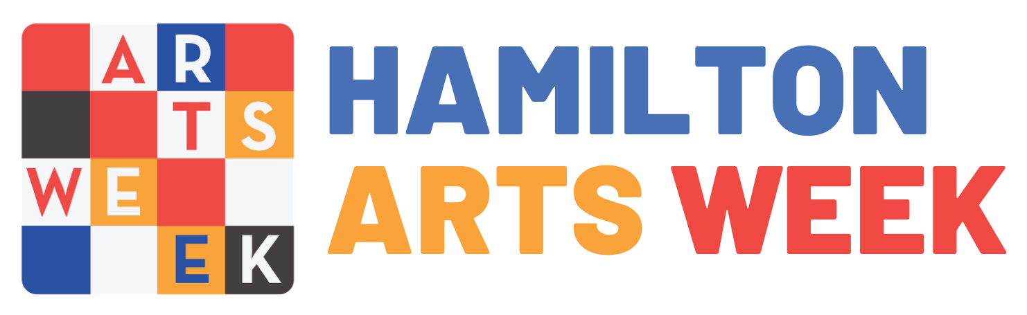 Hamilton Arts Week Logo 2
